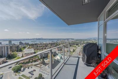 Central Lonsdale Condo for sale:  2 bedroom 1,031 sq.ft. (Listed 2018-05-19)