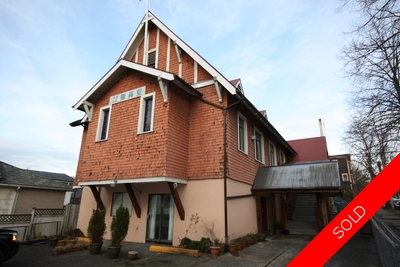 Strathcona CHURCH BUILDING for sale:  2 bedroom 3,407 sq.ft. (Listed 2011-01-18)