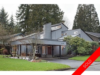 Lynn Valley House for sale:  3 bedroom 2,334 sq.ft. (Listed 2015-02-03)