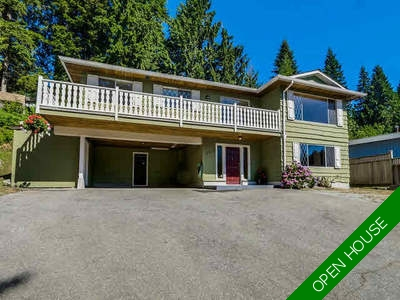 Lynn Valley House for sale:  3 bedroom 2,163 sq.ft. (Listed 2018-06-13)