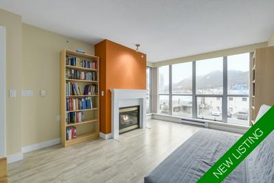 North Vancouver  Apartment for sale:  1 bedroom 610 sq.ft. (Listed 2019-01-10)