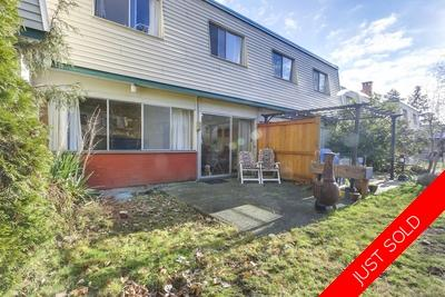 North Vancouver Townhouse for sale:  3 bedroom 1,310 sq.ft. (Listed 2019-01-22)
