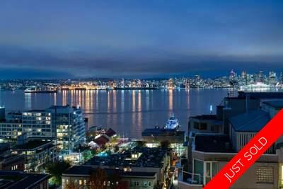 Lower Lonsdale Condo for sale:  2 bedroom 1,074 sq.ft. (Listed 2019-02-17)