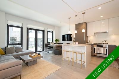 Vancouver  townhouse for sale:  2 bedroom 1,565 sq.ft. (Listed 2020-02-24)